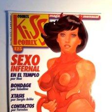 Comics : REVISTA KISS COMIX Nº 125. Lote 136395534