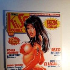 Comics : REVISTA KISS COMIX Nº 129 - EXTRA VERANO. Lote 136395942