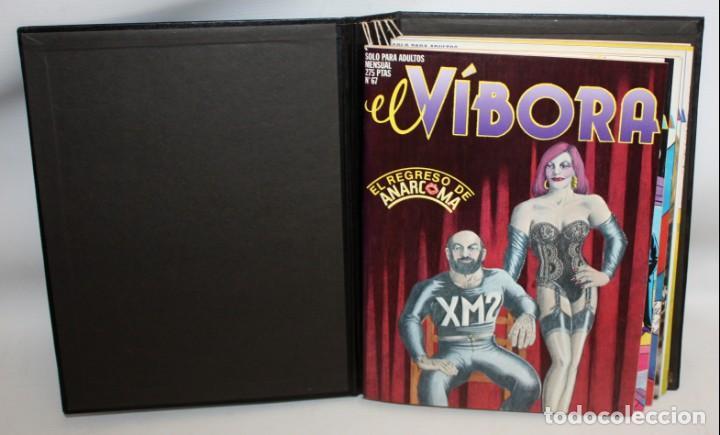 16 COMICS EL VIBORA + ESPECIAL RUAMAYOR+NAZARIO HISTORIETAS. (Tebeos y Comics - La Cúpula - El Víbora)