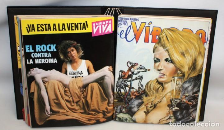 Cómics: 16 COMICS EL VIBORA + ESPECIAL RUAMAYOR+NAZARIO HISTORIETAS. - Foto 4 - 136475078