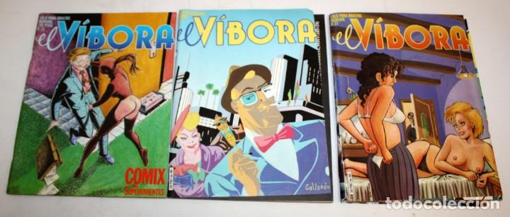 Cómics: 16 COMICS EL VIBORA + ESPECIAL RUAMAYOR+NAZARIO HISTORIETAS. - Foto 11 - 136475078