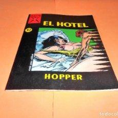 Cómics: COLECCION X Nº 32. EL HOTEL. HOPPER.. Lote 136478970