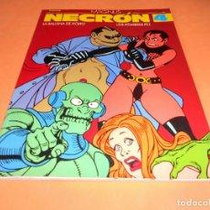 Cómics: NECRON Nº 4 - MAGNUS. LA BALLENA DE ACERO. 1987. ESTADO NORMAL. Lote 136685430