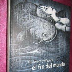 Cómics: EL FIN DEL MUNDO LA CUPULA TOMO TAPA DURA. Lote 137375674