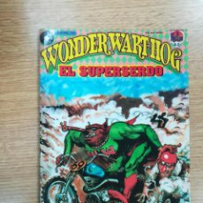Cómics: WONDERWART-HOG EL SUPERSERDO #3 (SHELTON). Lote 137628717