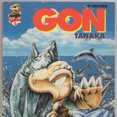 Cómics: GON POR TANAKA Nº 2. Lote 137725546