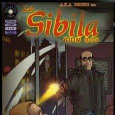 Cómics: LA SIBILA - QUIM BOU - NUM 1 - EDICIONES LA CUPULA. Lote 138879842