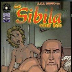 Cómics: LA SIBILA - QUIM BOU - NUM 2 - EDICIONES LA CUPULA. Lote 138879926