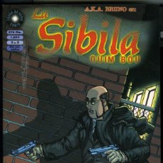 Cómics: LA SIBILA - QUIM BOU - NUM 3 - EDICIONES LA CUPULA. Lote 138879986