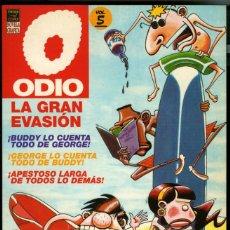 Cómics: ODIO - LA GRAN EVASIÓN - NUM 5 - PETER BAGGE - EDICIONES LA CUPULA. Lote 138880670
