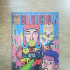 Cómics: BOLA OCHO #9 (BRUT COMIX). Lote 139139024