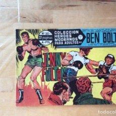 Cómics: BEN BOLT.COLECCION HÉROES MODERNOS.NUMERO 50. Lote 139323934
