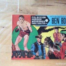 Cómics: BEN BOLT.COLECCION HÉROES MODERNOS.NUMERO 48. Lote 139326502