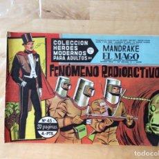 Cómics: MANDRAKE EL MAGO.COLECCION HÉROES MODERNOS.NUMERO 45. Lote 139329062