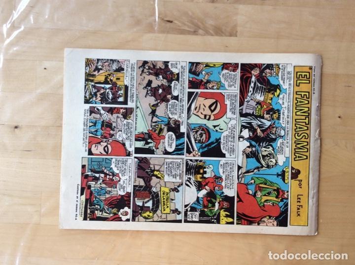 Cómics: Mandrake el Mago.Coleccion Héroes Modernos.Numero 45 - Foto 3 - 139329062