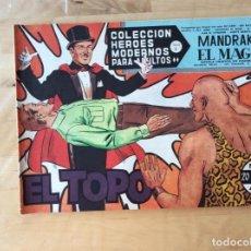 Cómics: MANDRAKE EL MAGO.COLECCION HÉROES MODERNOS.NUMERO 74. Lote 139330314