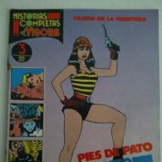 Cómics: COMIC EL VIBORA N°3/PIES DE PATO. Lote 139910988