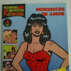 Cómics: COMIC EL VIBORA N°4/MORDISCOS DE AMOR. Lote 139911076
