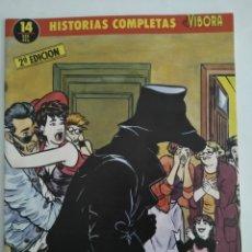 Cómics: COMIC EL VIBORA N°14. Lote 139912900