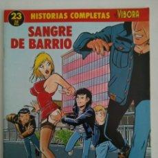 Comics : COMIC EL VIBORA N°23/SANGRE DE BARRIO. Lote 139913529