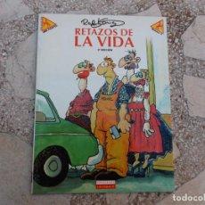 Fumetti: RETAZOS DE LA VIDA,RALF KONIG, LA CUPULA,NOVELA GRAFICA, 2 EDICION. Lote 139964478