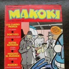 Cómics: MAKOKI - LA LÍNEA BOLCHEVIQUE - NÚMERO 9 - AÑO 1983. Lote 140661606