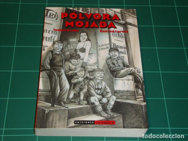 POLVORA MOJADA (Tebeos y Comics - La Cúpula - Comic Europeo)