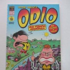 Fumetti: ODIO. VOL 10 UNA TERAPIA ASQUEROSA. PETER BAGGE . LA CÚPULA BUEN ESTADO ET. Lote 142254682