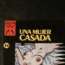 Cómics: COLECCIÓN X-LA CÚPULA-UNA MUJER CASADA-DAVIS. Lote 142799610