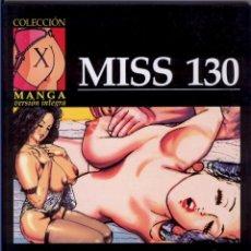 Cómics: MISS 130 CHIYOJI COLECCIÓN X 70 - FOTOS ADICIONALES. Lote 142871958