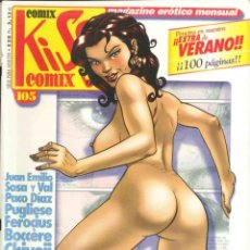 Cómics: KISS COMIX Nº 105. Lote 142933290