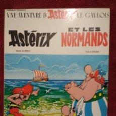 Cómics: ASTERIX EN FRANCES. ASTERIX ET LES NORMANDS. Lote 143044666