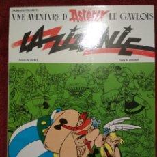 Cómics: ASTERIX EN FRANCÉS. ASTERIX LA ZIZANIE.. Lote 143045186