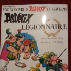 Cómics: ASTERIX EN FRANCES. ASTERIX LEGIONNAIRE. Lote 143047090