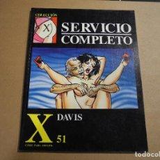 Cómics: SERVICIO SECRETO N. 51. COMIC PARA ADULTOS. Lote 143537378
