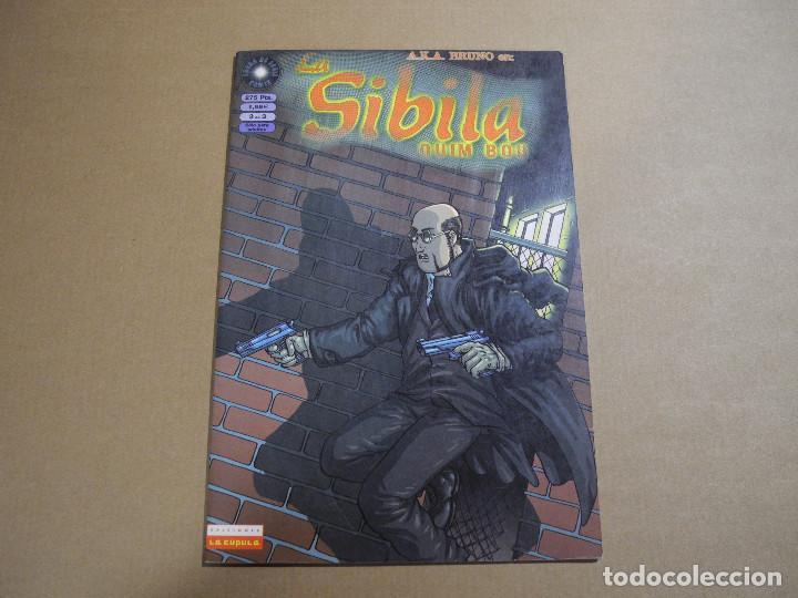 LA SIBILA. QUIM BOU 3 DE 3 (Tebeos y Comics - La Cúpula - Autores Españoles)