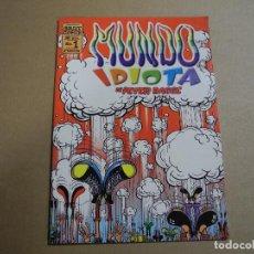 Cómics: MUNDO IDIOTA N. 1 BRUT COMIC. PETER BAGGE'S.. Lote 143643918
