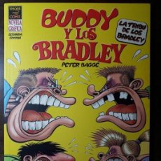 Cómics: BUDDY Y LOS BRADLEY. LA TRIBU DE LOS BRADLEY. Lote 143757638