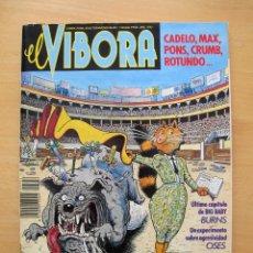 Cómics: EL VIVORA - Nº 122. Lote 144966266