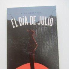 Comics: EL DIA DE JULIO DE BETO HERNANDEZ LA CUPULA BUEN ESTADO. Lote 145179526