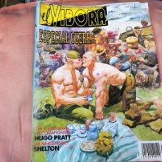 Cómics: EL VIBORA ESPECIAL GUERRA. Lote 145437326