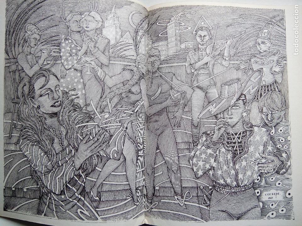 Cómics: CEESEPE. DIBUJOS. EDICIONES LA CÚPULA. ESPAÑA 1982. EL VÍBORA. - Foto 5 - 253333250