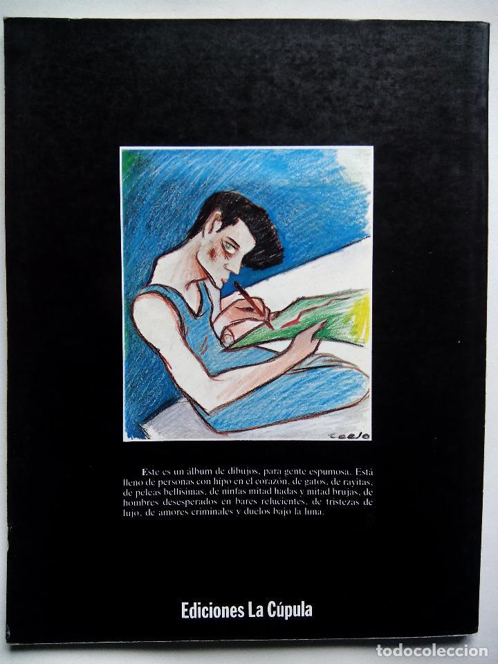 Cómics: CEESEPE. DIBUJOS. EDICIONES LA CÚPULA. ESPAÑA 1982. EL VÍBORA. - Foto 7 - 253333250