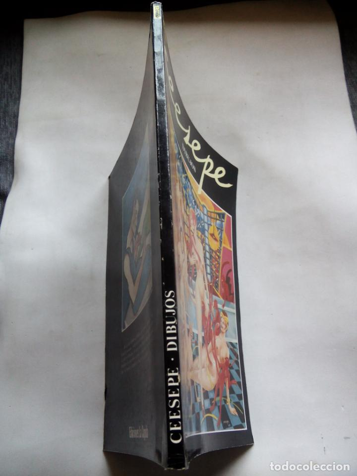Cómics: CEESEPE. DIBUJOS. EDICIONES LA CÚPULA. ESPAÑA 1982. EL VÍBORA. - Foto 8 - 253333250