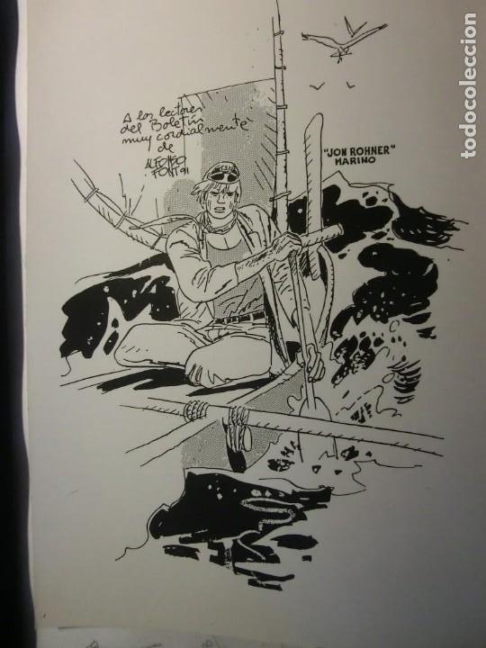 EL BOLETIN CARTULINA DE ALFONSO FONT 91 (Tebeos y Comics - La Cúpula - Autores Españoles)