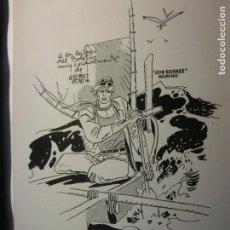 Cómics: EL BOLETIN CARTULINA DE ALFONSO FONT 91. Lote 145841210