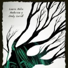 Cómics: CÓMICS. CUÉNTALO - LAURIE HALSE ANDERSON/EMILY CARROLL. Lote 145859626