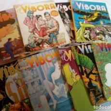 Cómics: LOTE DE 9 NÚMEROS DE EL VÍBORA * 1983 (NÚMEROS EN LA DESCRIPCIÓN) . Lote 146118682