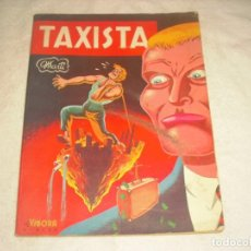 Cómics: TAXISTA, MARTI. EL VIBORA SERIES . ED. LA CUPULA. Lote 146671582