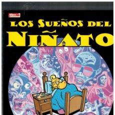 Cómics: LOS SUEÑOS DEL NIÑATO -GALLARDO- 1ª EDICIÓN,1986. EXCELENTE.. Lote 146802594